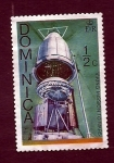 Stamps Dominica -  Viking