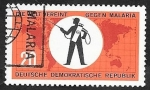 Stamps Germany -  649 - Erradicación del paludismo