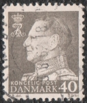 Sellos de Europa - Dinamarca -  Dinamarca