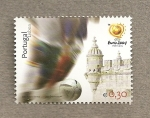 Stamps Portugal -  Euro 2004