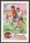 Sellos de America - Granada -  Grenada