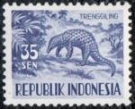 Sellos del Mundo : Asia : Indonesia : Trenggling