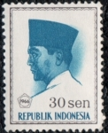 Sellos del Mundo : Asia : Indonesia : Indonesia