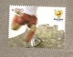 Sellos de Europa - Portugal -  Euro 2004
