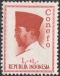 Sellos del Mundo : Asia : Indonesia : Conefo