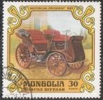 Sellos del Mundo : Asia : Mongolia : Motorcar President 1897