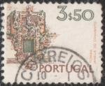 Sellos del Mundo : Europa : Portugal : Tomar. Janela do convento