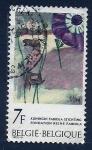 Stamps Belgium -  Fondacion Reina Fabiola