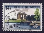 Sellos de Europa - Bélgica -  Paisage
