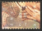 Stamps Netherlands -  Angeles navidad