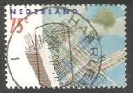 Sellos de Europa - Holanda -  Rotterdam