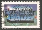 Stamps Netherlands -  Grafico de computador 3D
