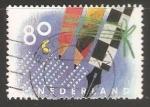 Sellos de Europa - Holanda -  Lapices