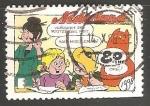 Stamps Netherlands -  Dibujos animados