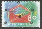 Stamps Netherlands -  Carta