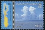 Stamps Oceania - Solomon Islands -  ISLAS SALOMON: Rennell Este