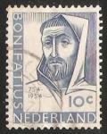 Sellos de Europa - Holanda -   St. Bonifatius