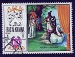 Sellos de Asia - Emiratos Árabes Unidos -  Obras de Teatro