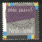 Stamps Netherlands -  nieve