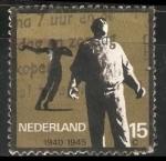 Sellos del Mundo : Europa : Holanda : 1940-1945