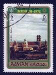 Stamps Asia - United Arab Emirates -  J J :O O Munich 1972
