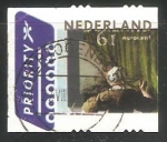 Stamps Netherlands -  priority
