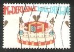 Sellos de Europa - Holanda -  Aniversarios