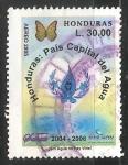 Sellos de America - Honduras -  Honduras capital mundial del agua