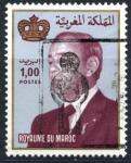 Stamps : Africa : Morocco :  MARRUECOS_SCOTT 520.01 REY HASSAN II. $0.20