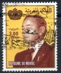 Stamps : Africa : Morocco :  MARRUECOS_SCOTT 523 REY HASSAN II. $0.20