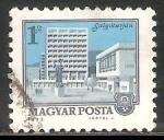 Stamps Hungary -  Salgótarján