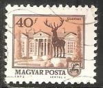 Sellos de Europa - Hungría -  Szarvas