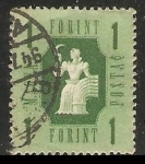 Stamps Hungary -  Agricultura