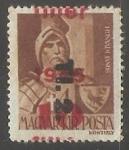 Sellos de Europa - Hungría -  János Hunyadi (1385-1456)
