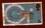 Stamps United Kingdom -  Nacional Giro