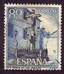 Stamps : Europe : Spain :  Cristo de los Faroles