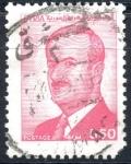 Stamps : Asia : Syria :  SIRIA_SCOTT 1077 PRESIDENTE HAFEZ AL ASSAD. $2.5