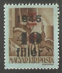 Stamps Hungary -  Count András Hadik (1710-1790)