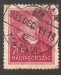 Sellos de Europa - Hungría -  Farkas Bolyai (1775-1856)