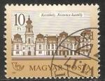 Sellos de Europa - Hungría -  Palacio de Festetics