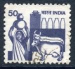 sello : Asia : India : INDIA_SCOTT 914a INDUSTRIA LACTEA. $0,20