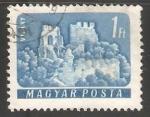 Sellos de Europa - Hungría -  Vitány castle