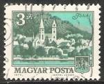 Stamps Hungary -  Tokay