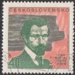 Sellos de Europa - Checoslovaquia -  Jan Preisler