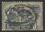 Sellos de Europa - Hungría -  Navio