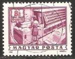 Sellos de Europa - Hungría -  Clasificador de correo
