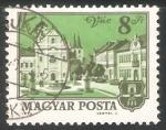 Stamps Hungary -  Vác