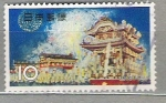 Stamps of the world : Japan :  1965 Festivales regionales.