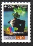 Sellos de America - Honduras -  Marca País