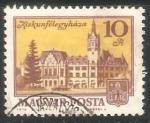 Sellos de Europa - Hungría -  Kiskunfélegyháza